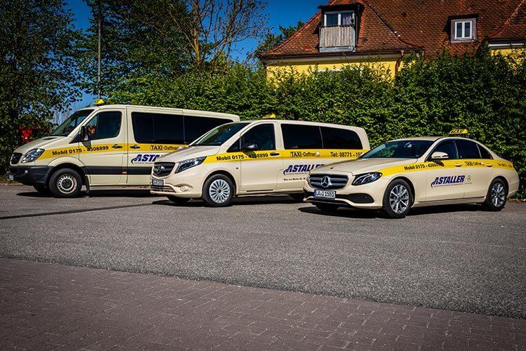 Taxi in Ergoldsbach