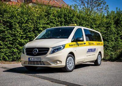 Großes Taxi in Ergoldsbach