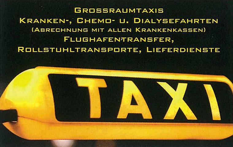 Taxi Daffner in Ergoldsbach